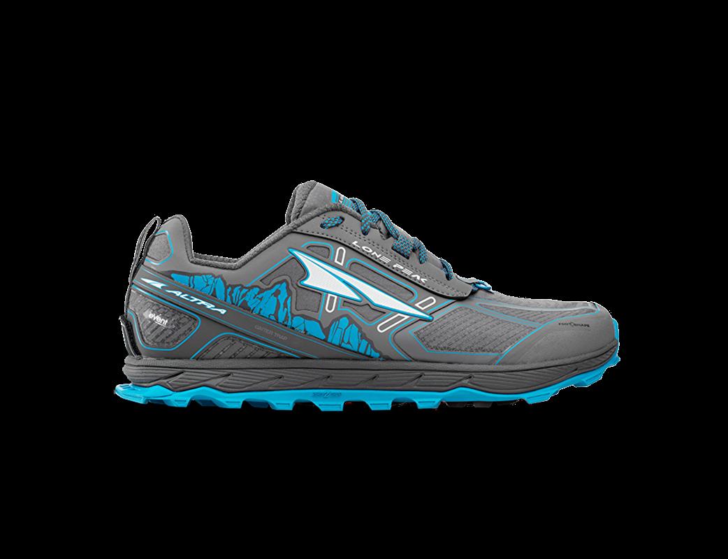 Shoes LONE PEAK 4 LOW RSM col. BLUE